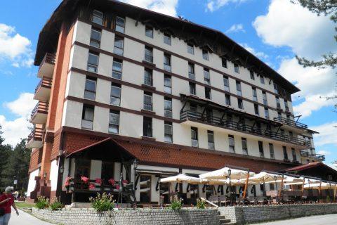 "Hotel ""Palisad"" Zlatibor – Serbien"