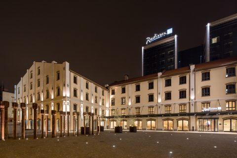 "Отель ""Radisson Blu Old Mill"" Белград"